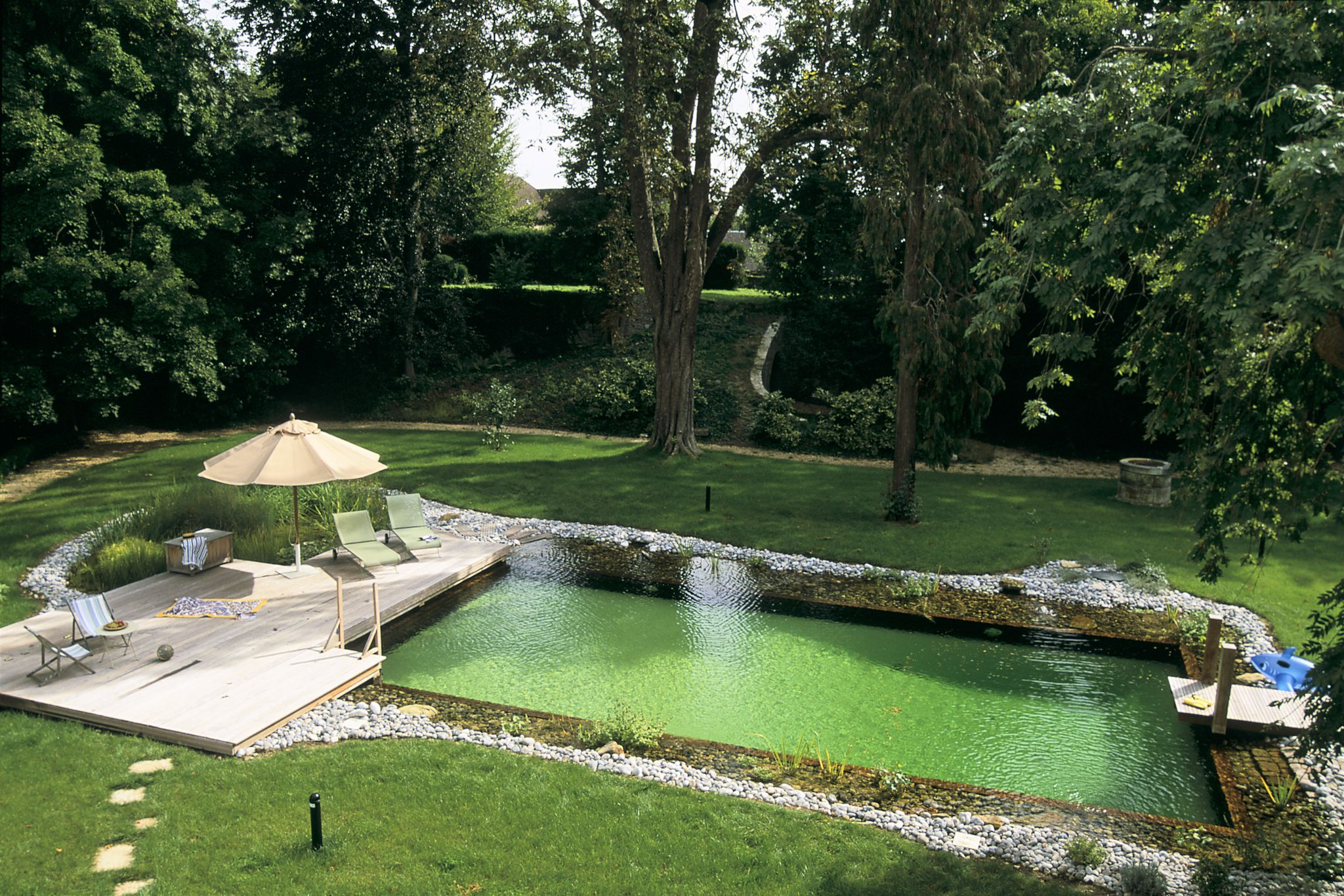 maillard paysage aménagement piscine oise