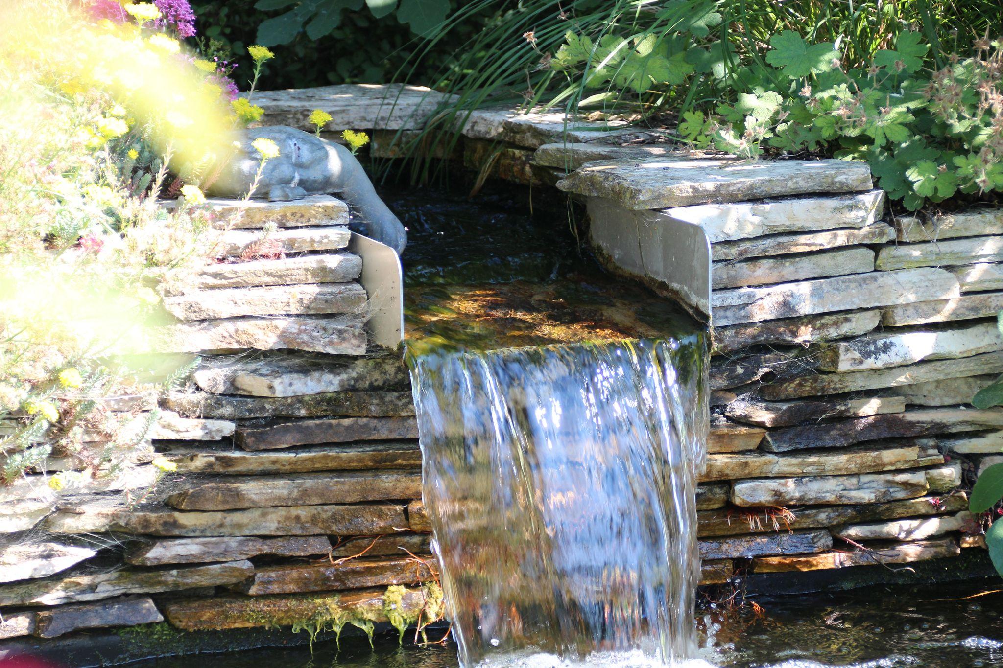 Maillard Paysage Artisan Paysagiste cascade proche Beauvais