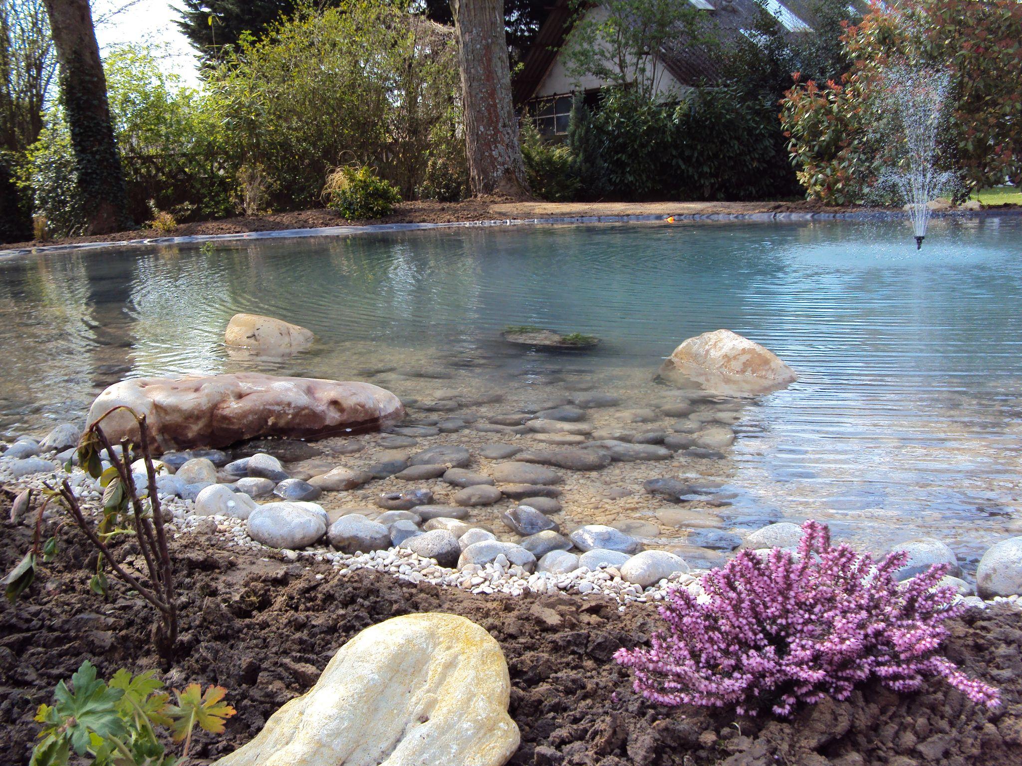 maillard paysage creation jardin bassin piscine naturelle oise