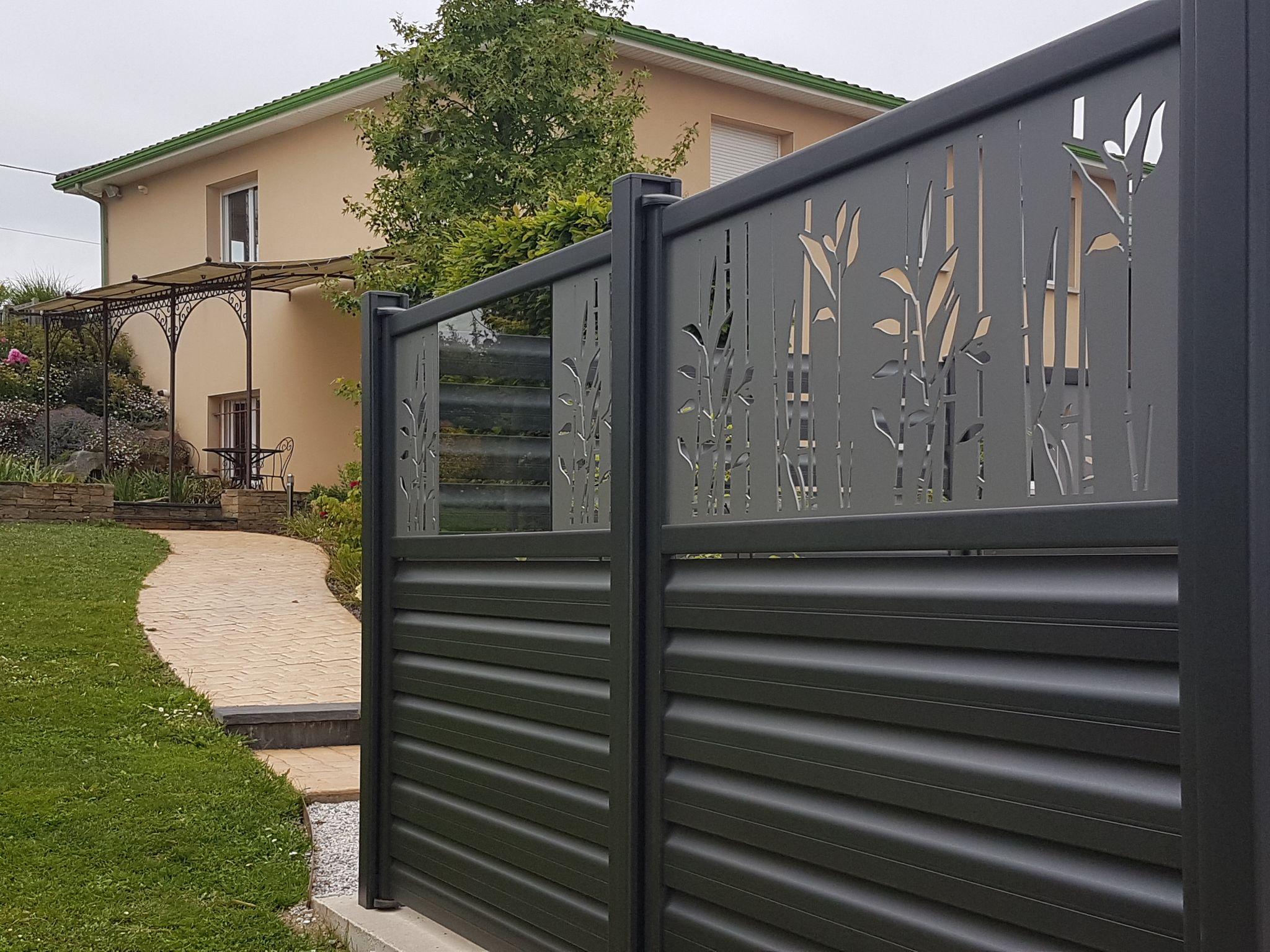 maillard paysage création troissereux clôture portail réalisation cetal pub